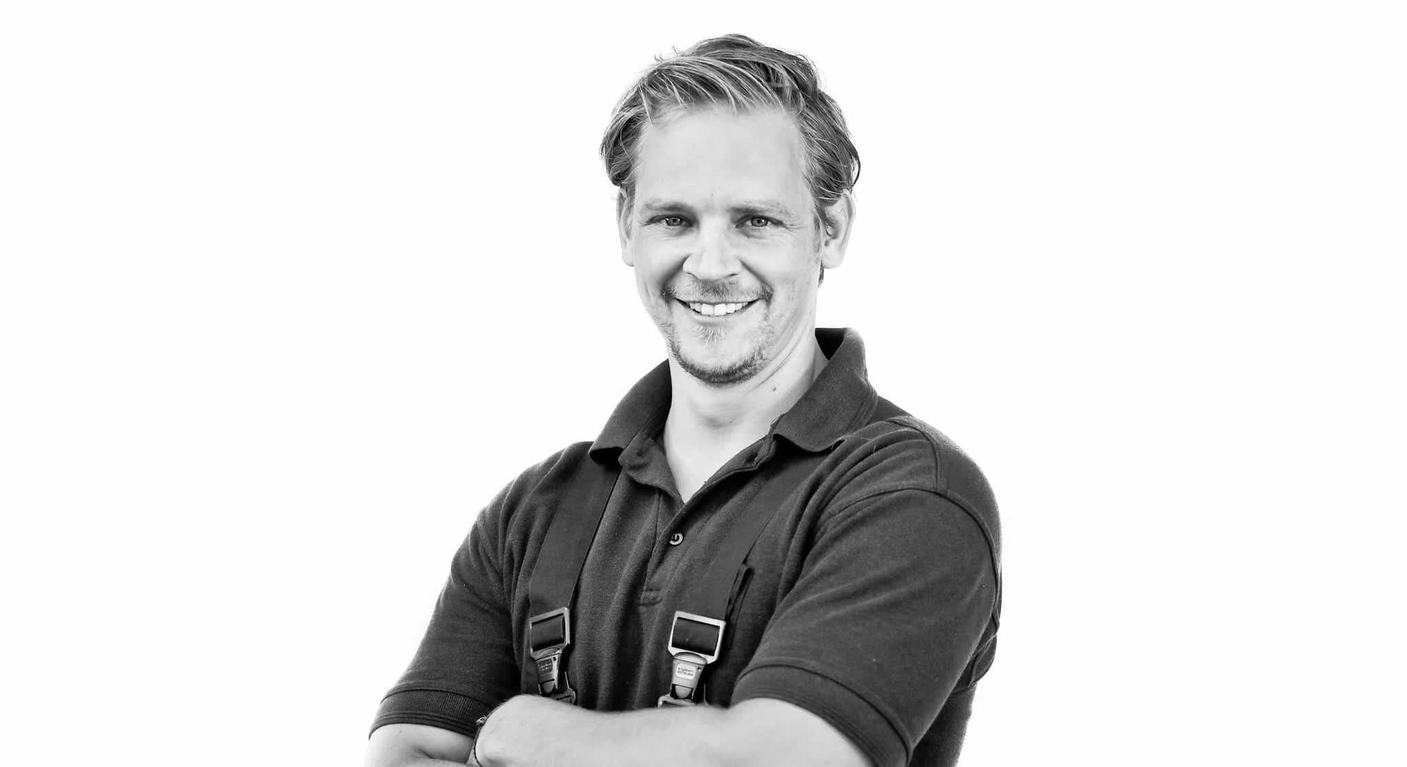 Superschlotis - Schornsteinfeger Viktor Rauh vom Schornsteinfegerbetrieb Ralf Gröbner